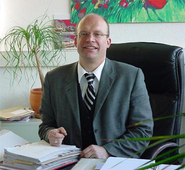 Portrait Rechtsanwalt Kai-Uwe Hopf